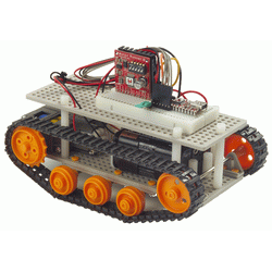 InnoTank Robot