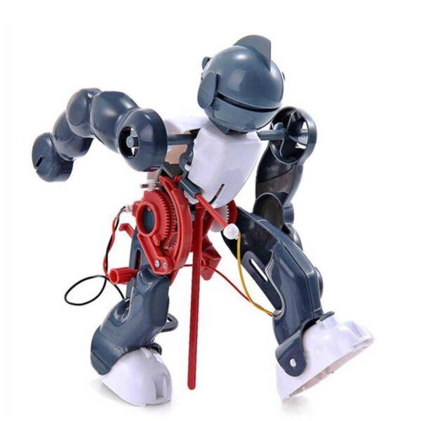 Tumbling el robot articulable